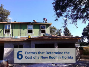 cost of new roof